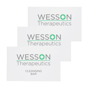 wesson therapeutics cleansing bar
