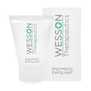 wesson therapeutics enzymatic exfoliant